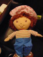Talking Strawberry Shortcake plush doll