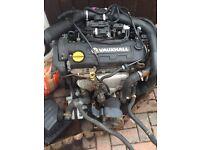 Corsa 1.7di engine