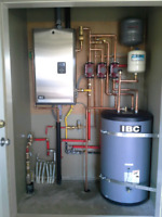 Plumbing and Heating services- Broco Home Maintenance LTD