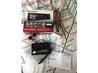 Pioneer DEH X3800UI CD USB AUX RADIO - Cheap!