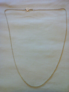 Tiffany and Co .925 Necklace