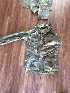 British issue Multicam Windproof/waterproof