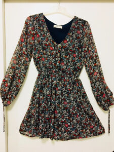 Abercrombie & Fitch - Floral Dress