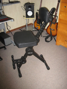QuikLoc Musicians Chair/Stool
