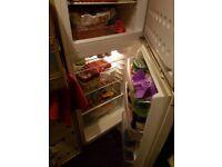 Beko freezer/fridge