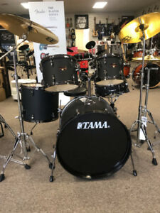 New Acoustic Drumkit - Matte Black