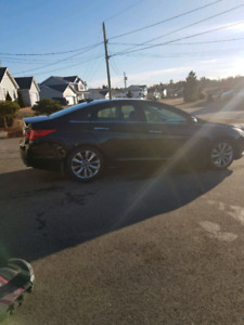 2013 sonata 2.0l turbo limited with nav