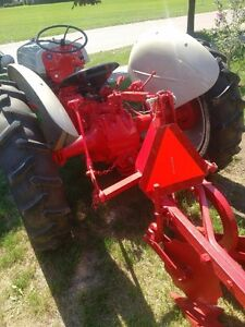 1952 8N Ford Tractor and Plow for sale Stratford Kitchener Area image 2