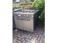 6 Burner Gas Cooker ..