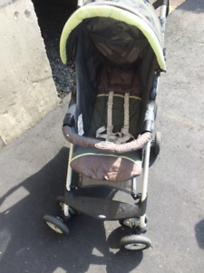 graco baby carriage