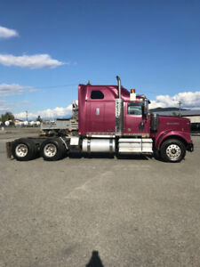 Experienced Class 1 Truck Driver needed for busy trucking co