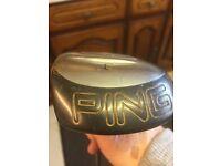 Ping I 3 wood