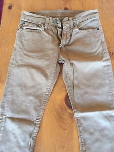 AE Jeans (Men's size 26/28) Slim fit (Taupe colour)
