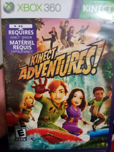 Kinect Adventures and kinect