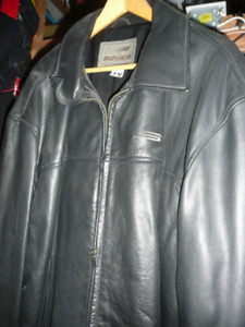 vintage Bauer and Massimo  jackets