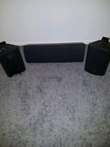 3 Acoustech lab speakers