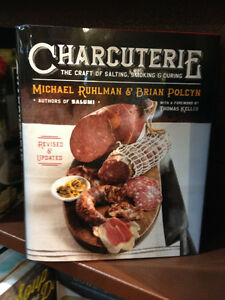 Wanted Charcuterei Books how to cure meat