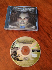StarCraft Expansion Set: Brood War - Windows 95/98/NT/MAC
