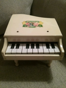 1950's Toy Miniature Grand Piano