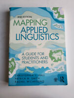 Mapping Applied Linguistics Textbook