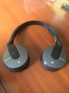 Sony Bluetooth wireless headset for android only