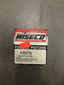 Wiseco piston 435p8 2 mm over yz125