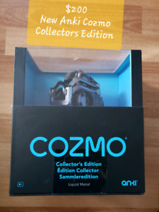 Brand New Anki Cozmo Collector's Edition AI Robot
