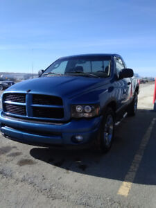 Dodge RAM 1500 trade for charger