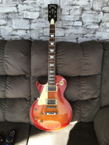 left hand electric guitar
