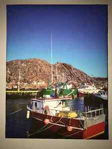 Photograph printed on canvas St. John's Newfoundland image 2