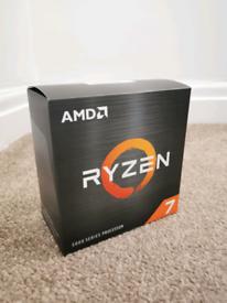 AMD Ryzen 7 5800X Desktop Processor CPU
