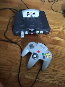 N64 and game