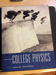 Essential College Physics Volume 1 & Volume 2