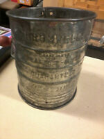 Vintage Sifter (Bromwells)
