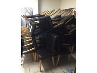 Dining chairs - Job lot