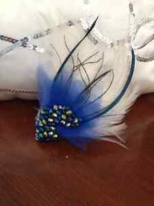 Handcrafted Prom Hair Accessory