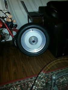 Harley Davidson tires and rims