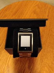 Phosphor Touch Time Stainless Steel Digital Watch