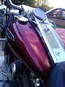 2002 HARLEY DAVIDSON ROAD KING W CLEAN TITLE COULD PART IT OUT Windsor Region Ontario image 10