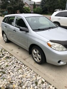 Toyota matrix 2008