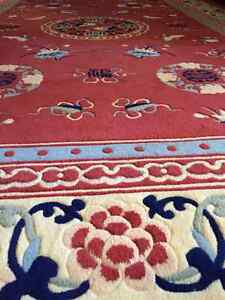 Area Rug (80in x 118in) GREAT CONDITION! London Ontario image 3