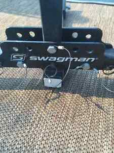Swagman XC2 2 Bike Hitch Mount Bike Rack