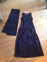 Robe longue - idéale pour bal, mariage, événement