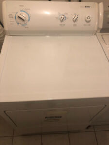 Selling Kenmore dryer and dishwasher!