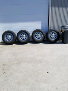 37 inch pro comp tires and rims