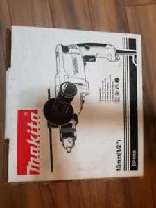 "Makita 1/2"" speed drill"