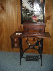 Antique Williams Sewing Machine