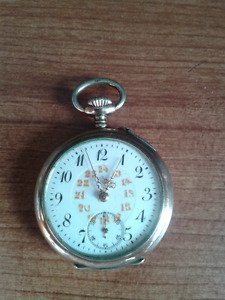 Pocket watch - small