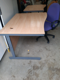 desks and swivel