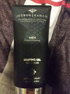 Jackie Janani Men's Shaving Gel